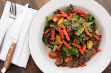 Junk Food-Infused Salads