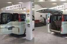 Rear-Loading Minivans