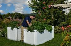 Sustainable Garden Beds
