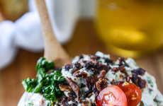 Kale BLT Dips
