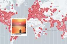 Social Sun-Tracking Maps