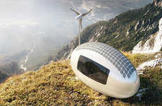 Solar-Powered Micro Homes
