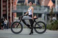 45 Futuristic Electric Bicycles