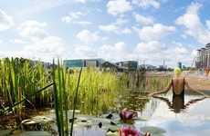 Outdoor Bathing Ponds