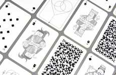 Whimsical Playing Cards