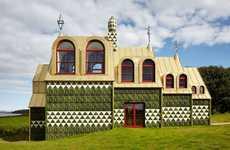 Whimsical Fantasy Homes