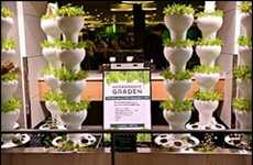 Aeroponic Gardening Experiments