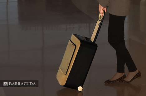 Collapsible Smart Luggage