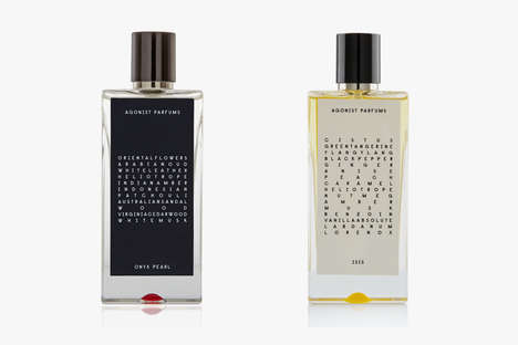 All-Natural Unisex Fragrances