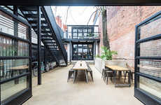 Full Service Retail Spaces
