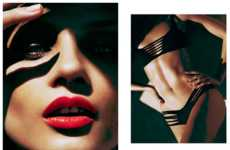 Sultry Tanned Editorials