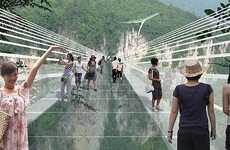 Heart-Stopping Glass Bridges