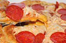100 Non-Traditional Pizzas
