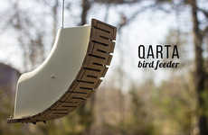 Timber Track Birdhouses