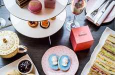 14 Luxe Tea Services