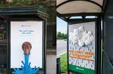 Handmade Conservation Ads