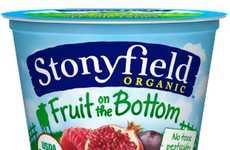 Exotic Superfood Yogurts
