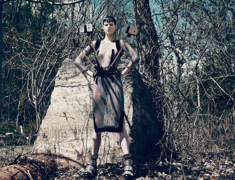 Vogue Vanity Photoshoots