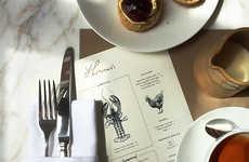 Fashionable Cafe Pop-Ups