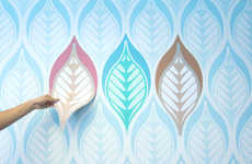 Magnetized Wall Decals