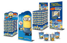Minion Snack Packaging
