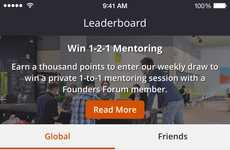 Entrepreneurial Mentoring Apps