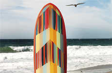 29 Stylish Surfboard Ideas