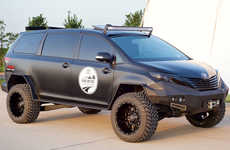 Off-Road Family Cars