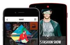High-Fashion Music Apps
