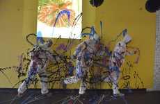 Collaborative Art Parties