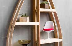 Teardrop Shelf Solutions