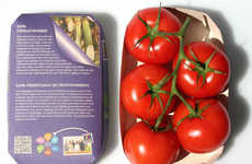 Earth-Friendly Produce Packages