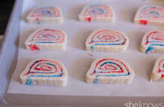Popping Firework Cookies
