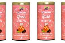 Wine-Inspired Iced Teas