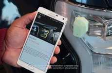 Automotive Sales Beacons