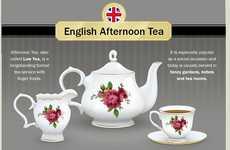 International Tea Time Charts