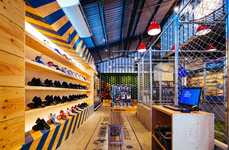 Ball Park-Inspired Retail