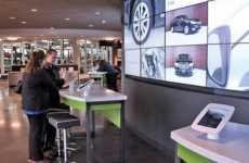 Comfortable Auto Shops