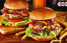 Digital Burger Giveaway Campaigns