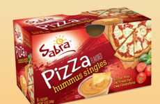 Pizza-Flavored Hummus