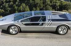 Wedge-Shaped Car Auctions