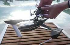 Water-Friendly Drones