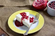 40 Delicious Cheesecakes