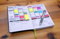 25 Organizational Notebooks