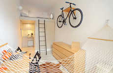 Functional Micro Apartments