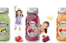 Kid-Friendly Vegetable Juices