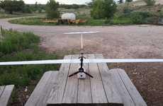Poacher-Tracking Drones