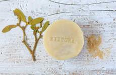 Mustard Solid Shampoos