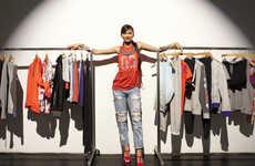 Youthful Celebrity Sportswear