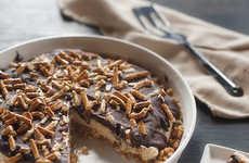 Layered Pretzel Desserts